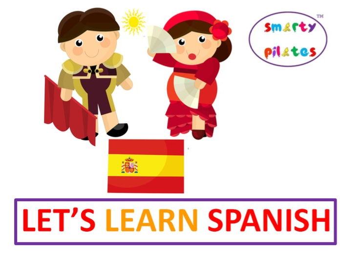Let's Learn Spanish Active Learning - My Body