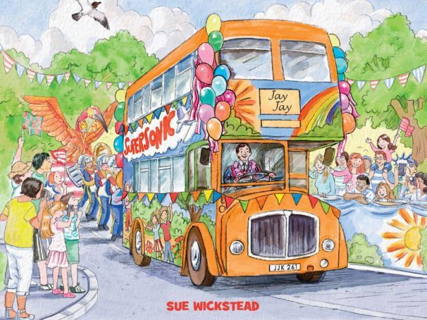 Jay-Jay and the Carnival - Bus Story KS1