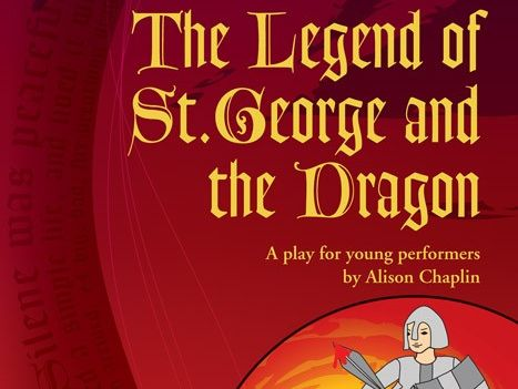 Sample Pages For The Legend of St George and the Dragon Play Script
