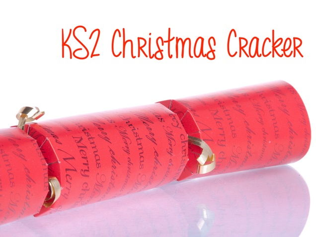 Christmas Cracker for KS2