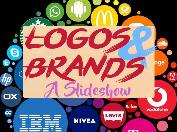Graphic Arts BRANDS & LOGOS: What's The Difference & How Are They Used? A Presentation