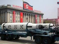 Nuclear Missiles in North Korea