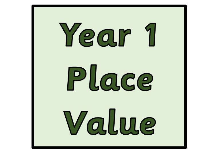 Year 1 Place Value Bundle