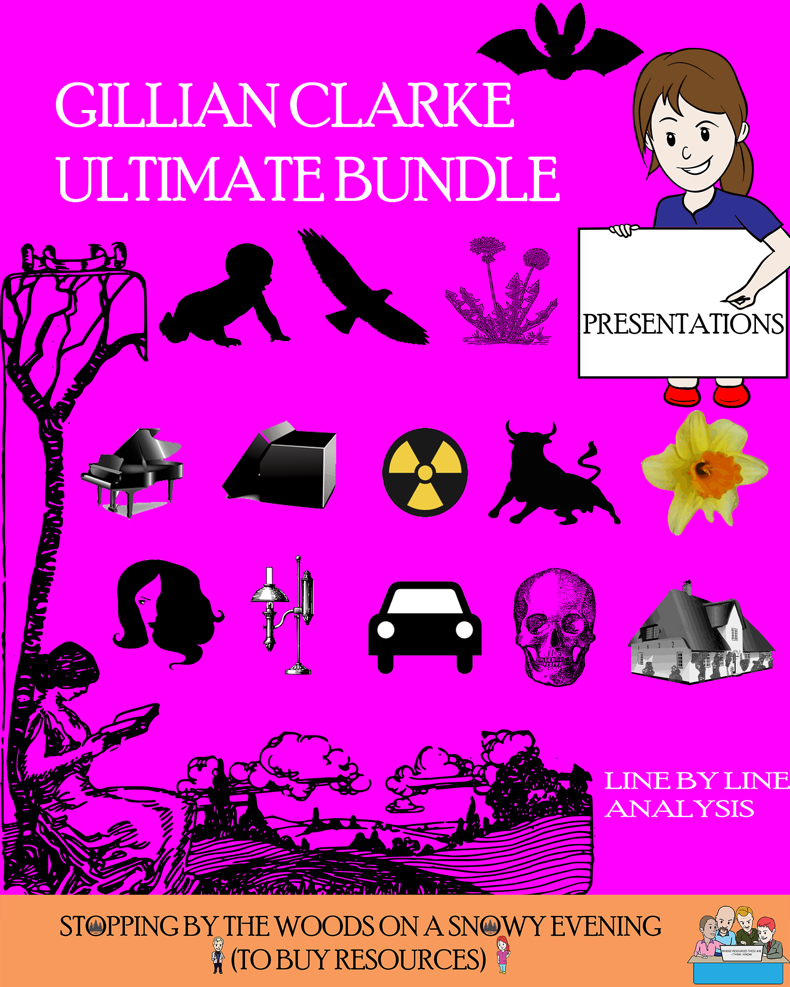 Ultimate Gillian Clarke Bundle