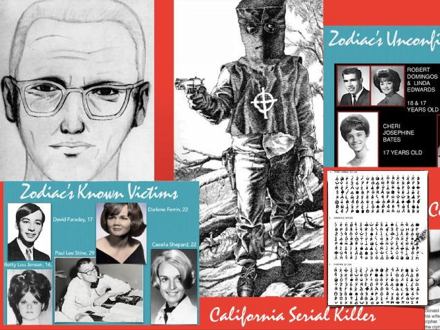 Zodiac - Serial Killer - Murders - California - Code Breaking - 90 Slides