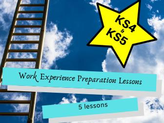 Work Ready/Work Experience Preparation Skills Tutorials