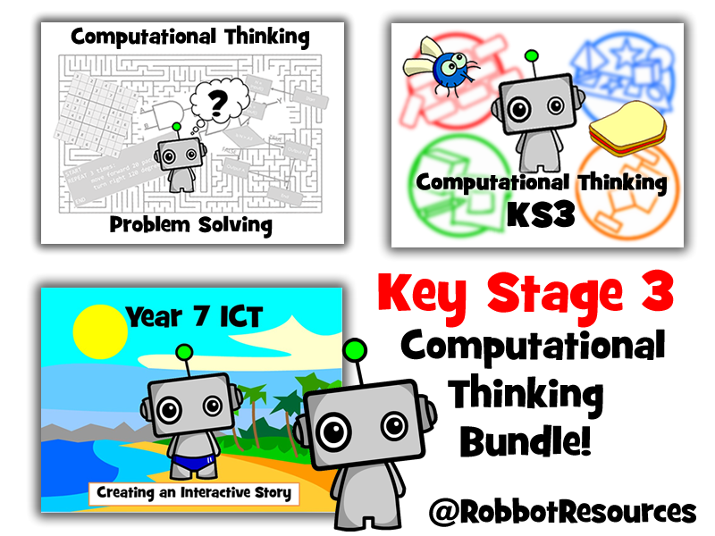 KS3 Computational Thinking Bundle