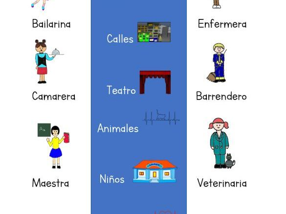ACTIVITY WORKSHEETS IN SPANISH