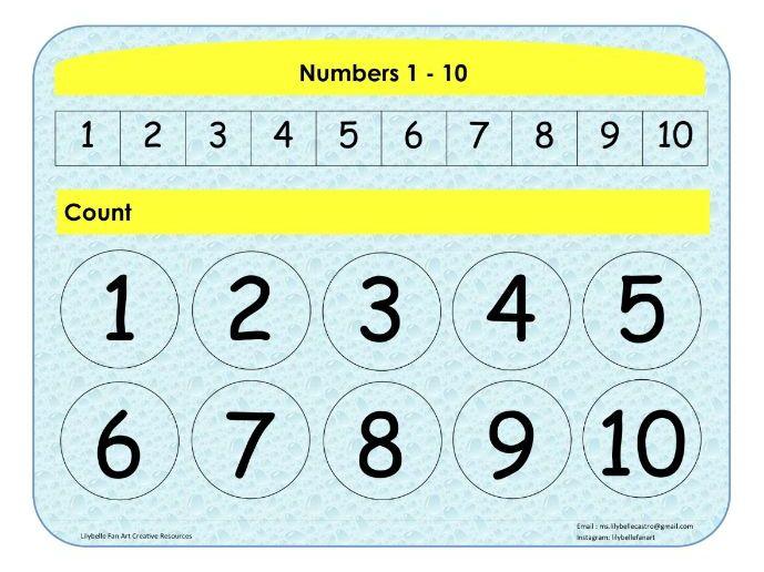 Easy Math for Kindergarten
