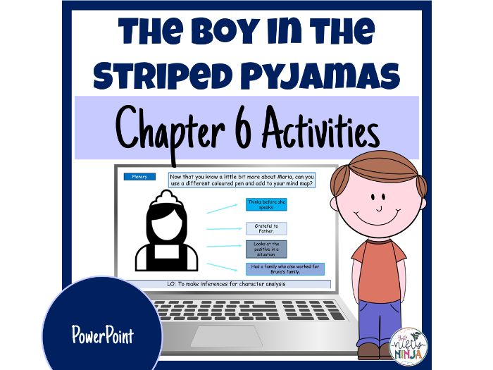 The Boy in the Striped Pyjamas     Chapter 6 Activities