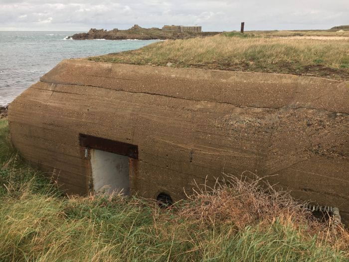 World War Two Bunkers and Secret Tunnels: Photo Collection (Part 1)