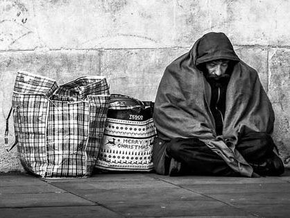 NEW AQA Paper 2A practice exam paper: HOMELESSNESS