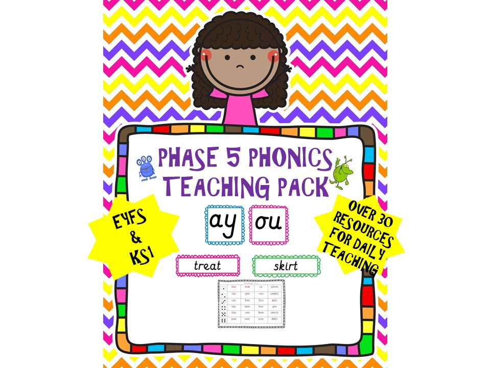 Phase 5 Teaching Pack