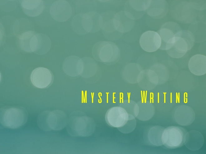 Mystery Writing - Upper KS2/KS3 - Includes Videos