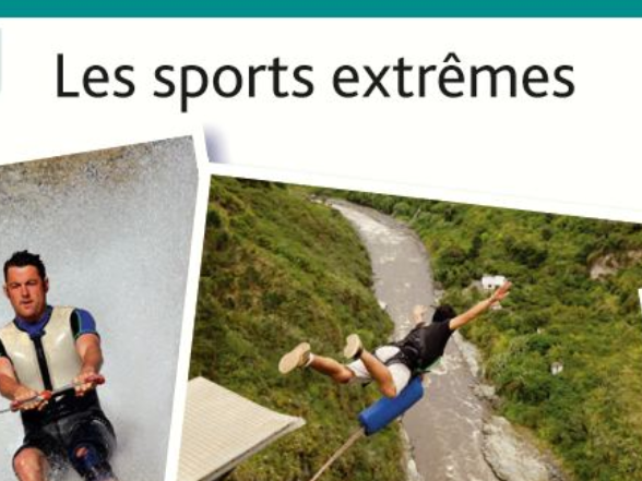 AQA GCSE French - Les sports extrêmes