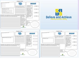 Principles of Training Worksheets: BTEC Sport level 2 Unit 1 (2018)