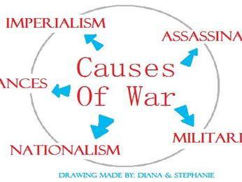 imperialism causes