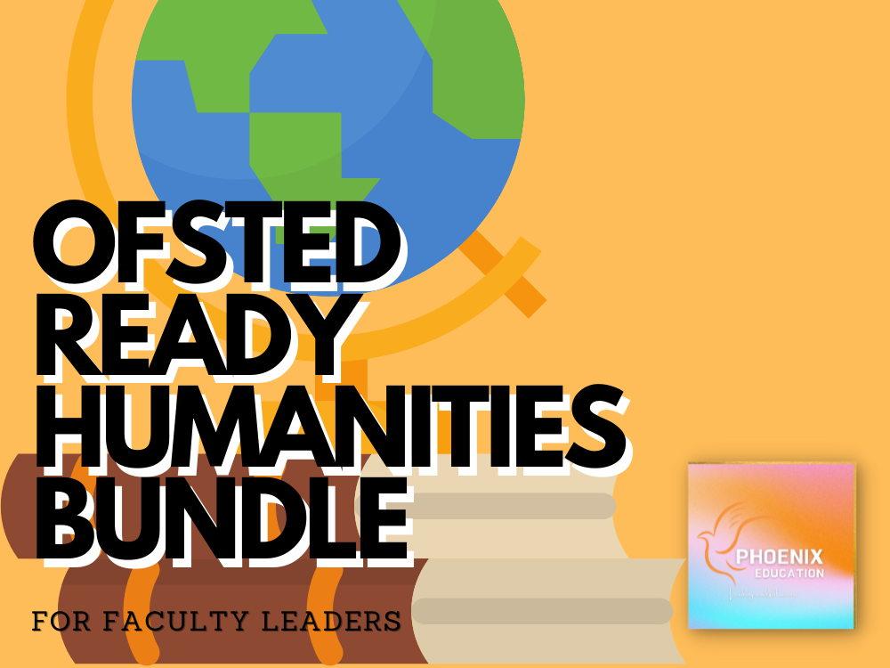 Humanities Deep Dive Bundle