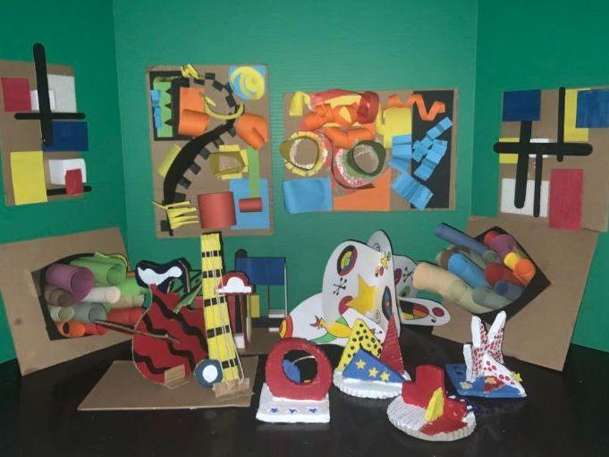 Art Academy - Abstract Sculptures