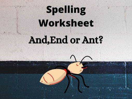 Circle the correct Spelling-EYFS Worksheet