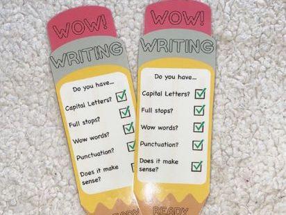 Writing Editing Pencils