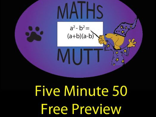 Five minute Fifty:Free Preview