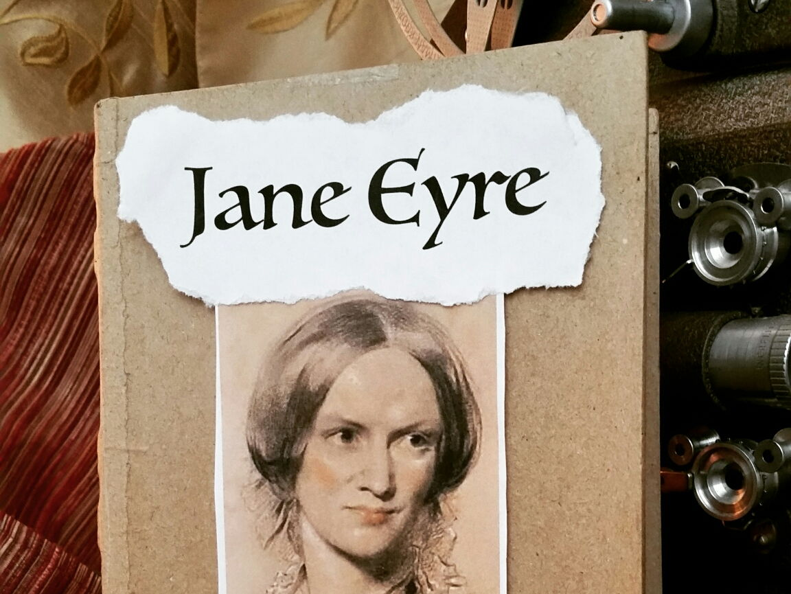 "Lights! Camera! Literature!  Spike's Total ""Jane Eyre"" Study Tool"