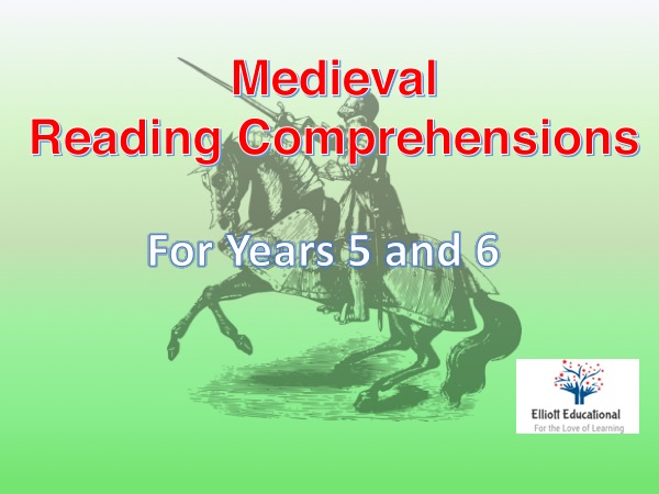 Medieval Reading Comprehensions