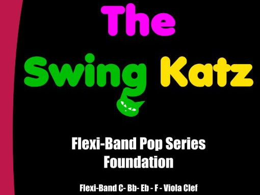 The Swing Katz (Flexi-Band Score & Parts)