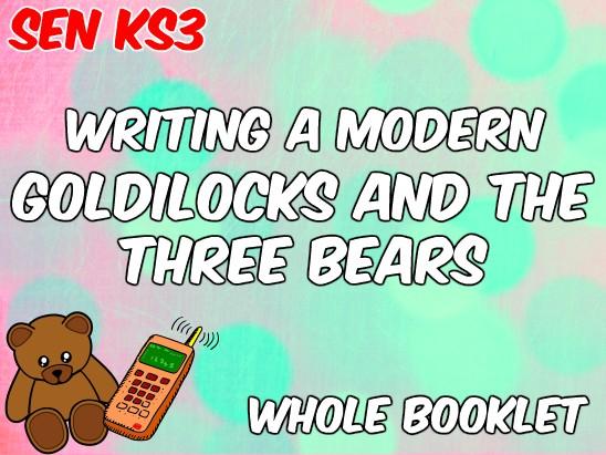 creative writing techniques ks3