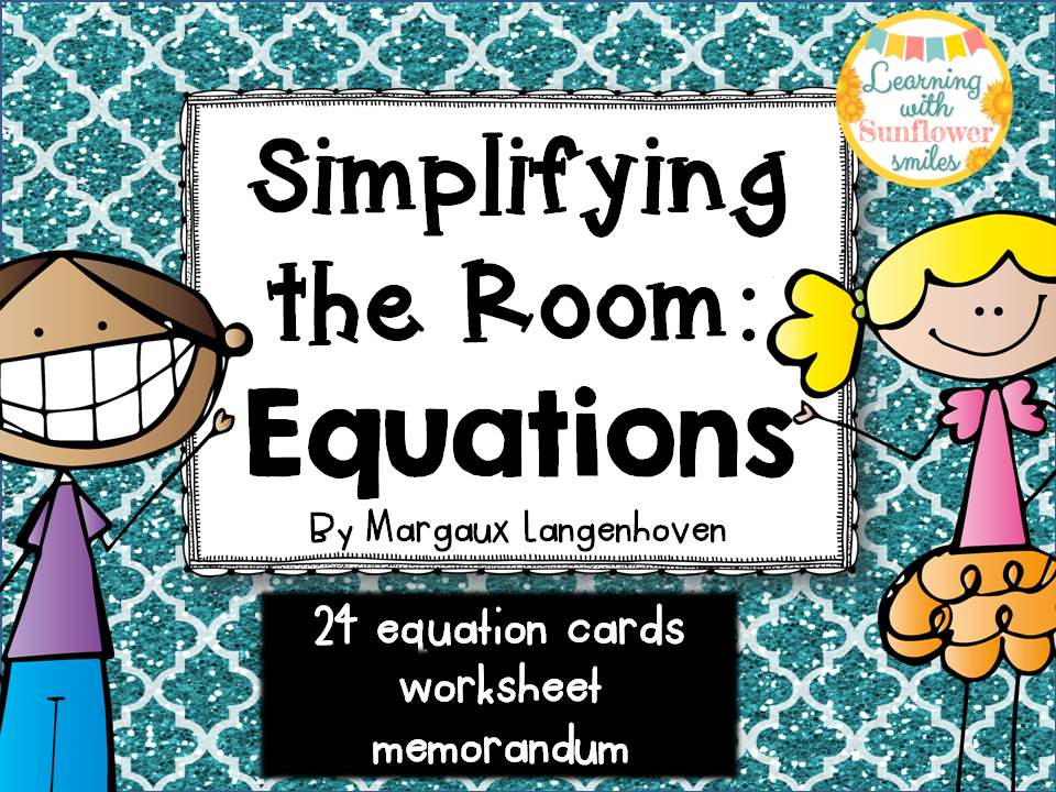 Simplifying Equations (Simplify the Room)
