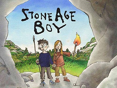 Stone Age Boy Planning Year 3