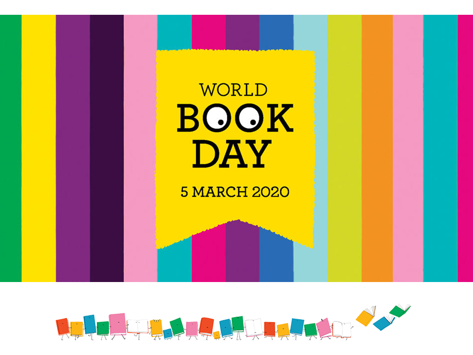 World Book Day 2020 (5th March 2020): Assembly