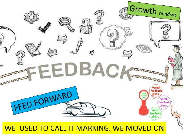 Effective Marking and Feedback