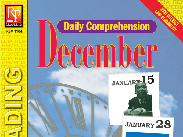 December: Daily Comprehension