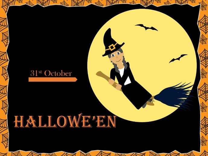 What is Halloween? ( especially For young students)