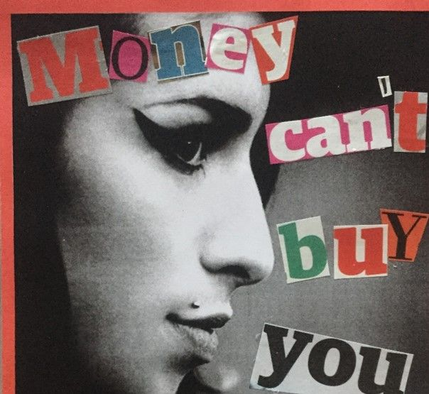 Barbara Kruger research page