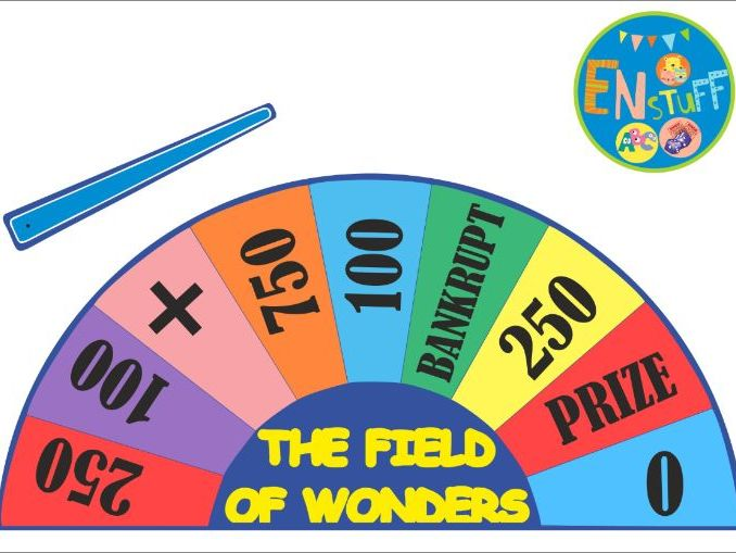 "the game ""the field of wonders"""