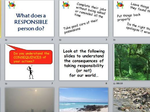 An Introduction to Responsibility Assembly for KS1/2