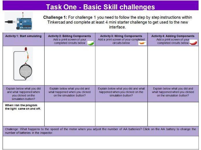 Arduino Assessment Task