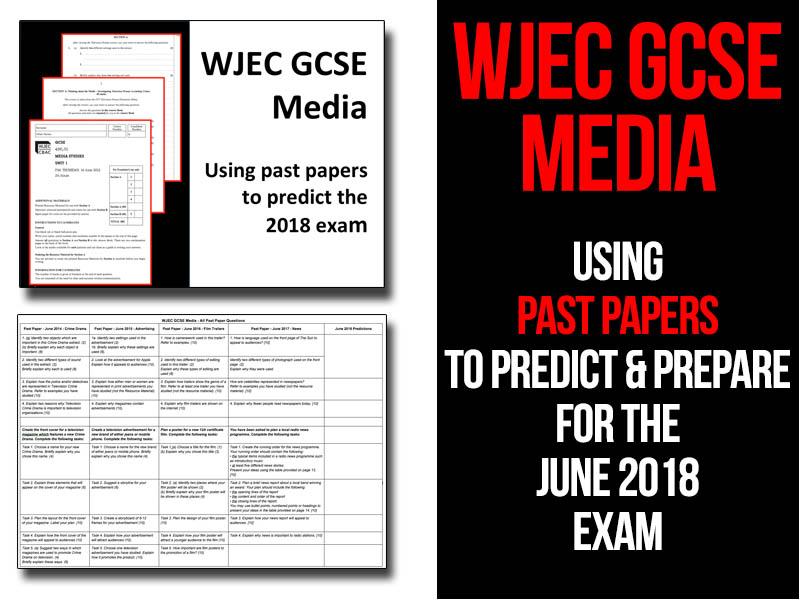 WJEC GCSE Media - Final Exam Prep