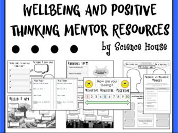 Emotional Wellbeing, Positive Thinking and Growth Mindset