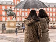 New GCSE Spanish AQA-Theme 2-Topic 4: Travel and tourism - ¿Qué haces cuando llueve/Qué tiempo hace?