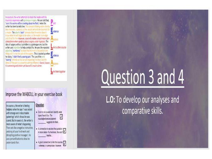 English Language Paper 2 Question 4