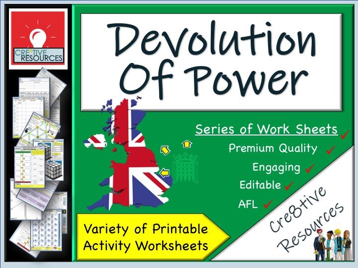 Devolution of Power