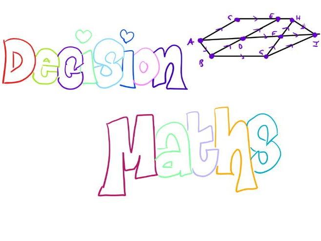 Decision Mathematics 2 Revision notes