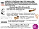 9-1 GCSE British Medicine Through Time - Modern Medicine Antibiotics (Magic Bullets and Penicillin)