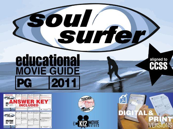 Soul Surfer Movie Guide | Questions | Worksheet (PG - 2011)