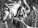 KS3 4 part Lesson: Understanding New and Made Up Words in Nonsense Poetry ('Jabberwocky')