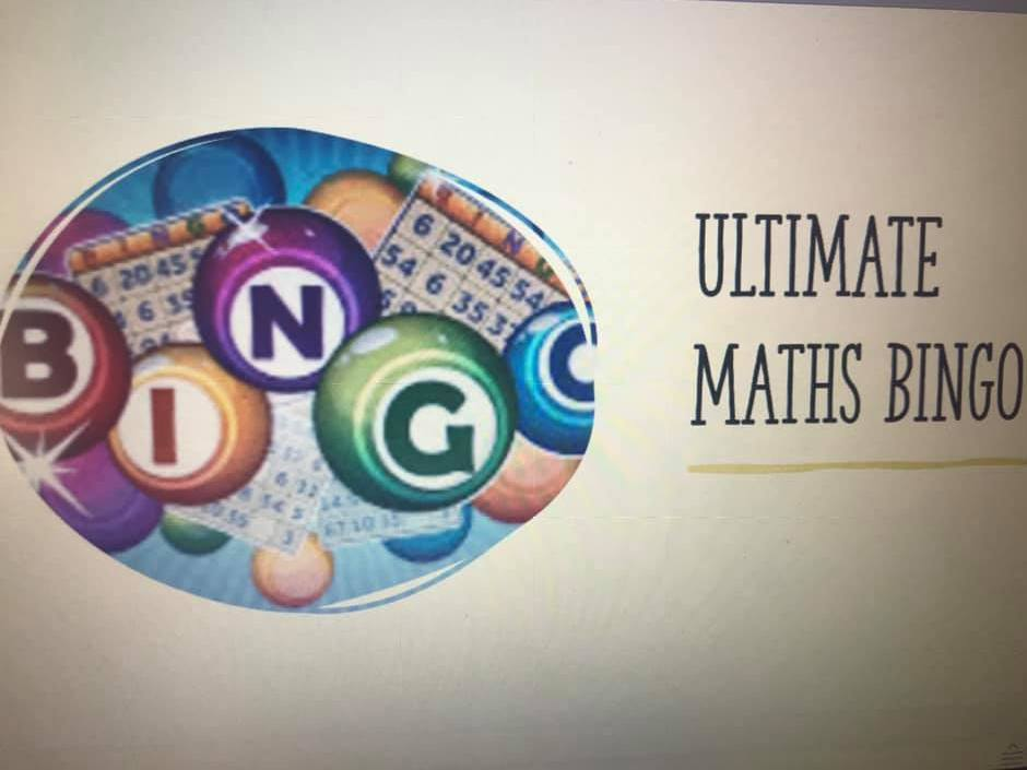 Maths Bingo - The Ultimate Collection